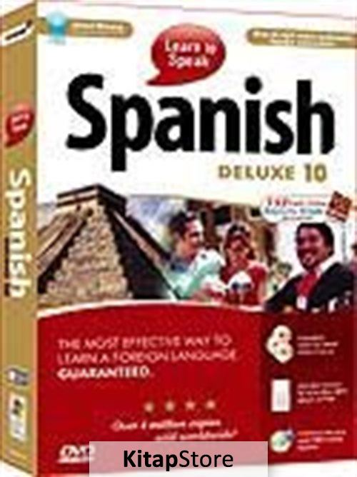 Learn to Speak Spanish Dlx 10