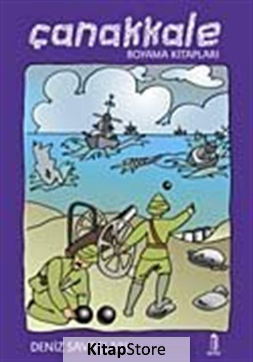 Canakkale Boyama Kitabi Deniz Savaslari 27 Indirimli