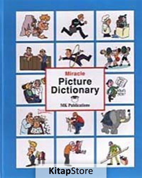 Miracle Picture Dictionary (Cd İlaveli)
