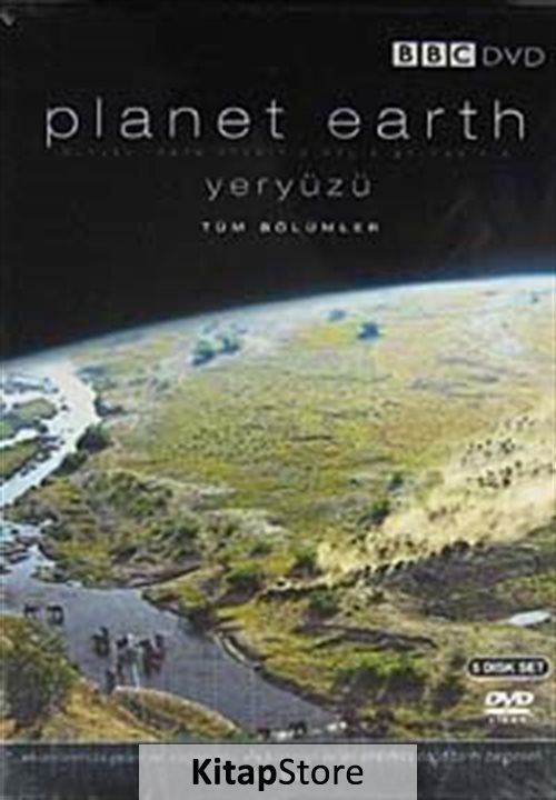 Yeryüzü / Planet Earth (5 DVD)