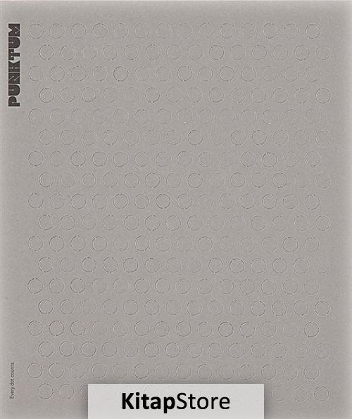 Grey Cover / Punktum Defter