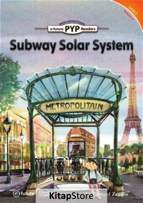 Subway Solar System (PYP Readers 2)