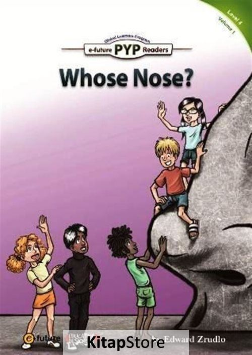 Who's Nose? (PYP Readers 4)