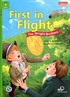 First in Flight: The Wright Brothers +Downloadable Audio (Compass Readers 4) A1
