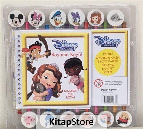 Disney Channel Boyama Keyfi 23 Indirimli