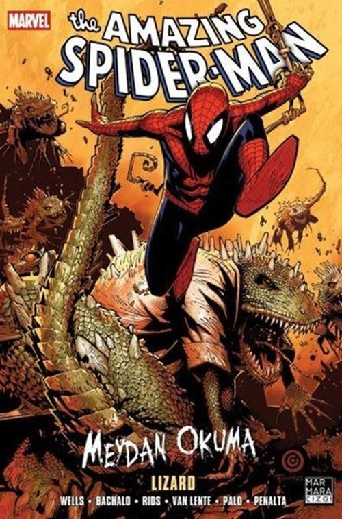 The Amazing Spider-Man 18 - Meydan Okuma 5