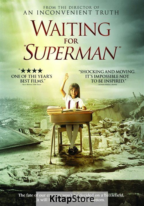 Süpermen'i Beklerken - Waiting For Superman (DVD)