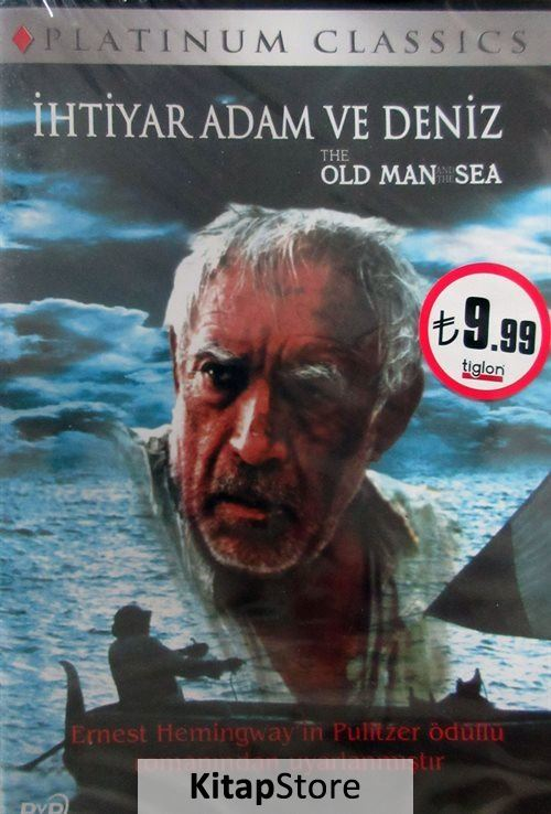 The Old Man and the Sea - İhtiyar Adam ve Deniz (DVD)