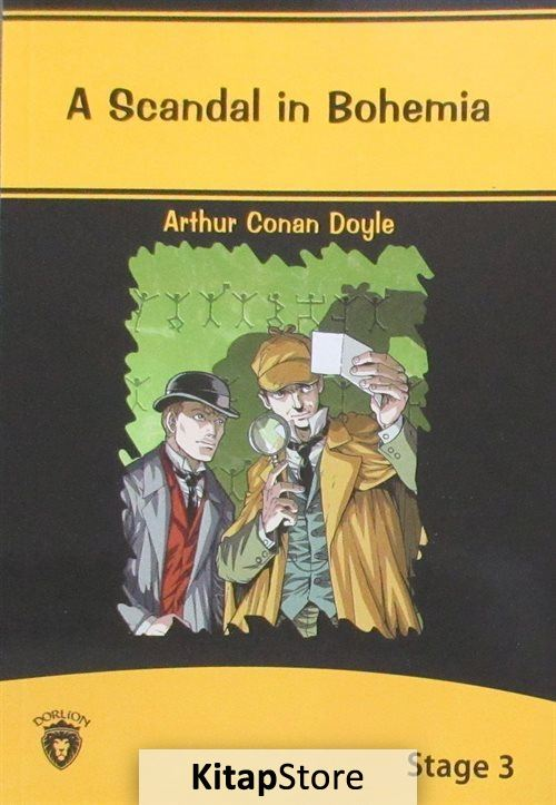 an analysis of a scandal in bohemia a short story by arthur conan doyle A scandal in bohemia posted on august 27, 2011 by watson to me, who knew his every mood and habit, his attitude and manner told their own story he was at work again he had arisen out of his drug-created dreams and was hot upon the scent of some new problem.