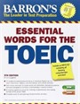 Barron's Essential Words for the TOEIC with MP3 CD 5th Edition