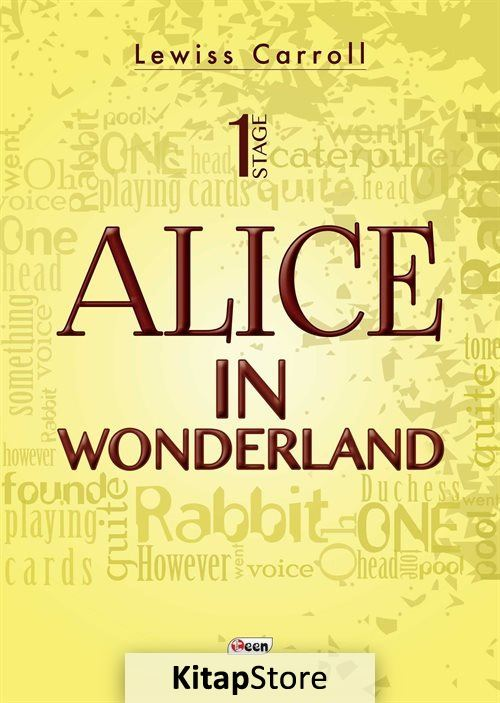Alice In Wonderland / Stage 1