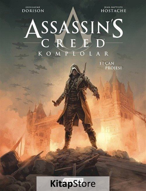 Assassin's Creed Komplolar 1 / Çan Projesi