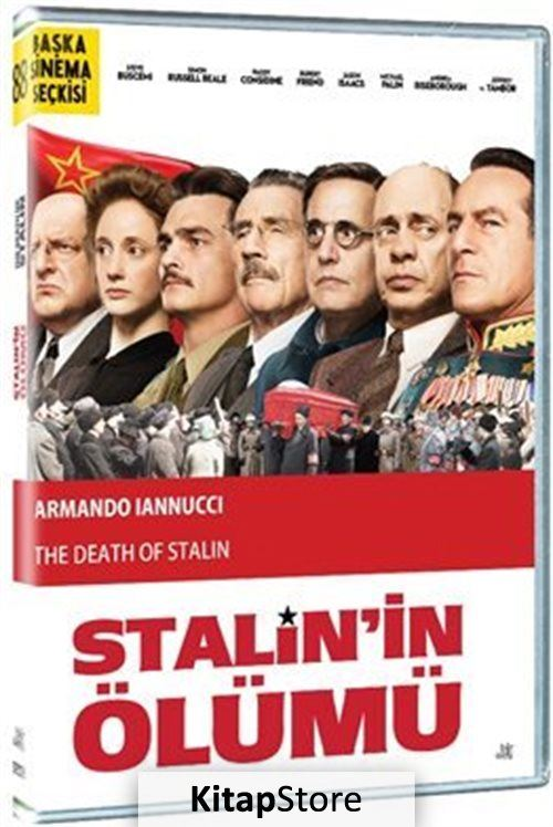 The Death Of Stalin - Stalin'in Ölümü (DVD)
