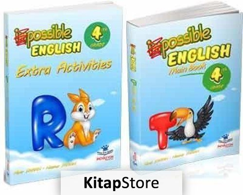 4.Sınıf Possible English Main Book-Extra Activities