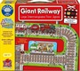 Giant Railway Large Interchangeable Floor Jigsaw