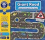 Giant Road Large Interchangeable Floor Jigsaw