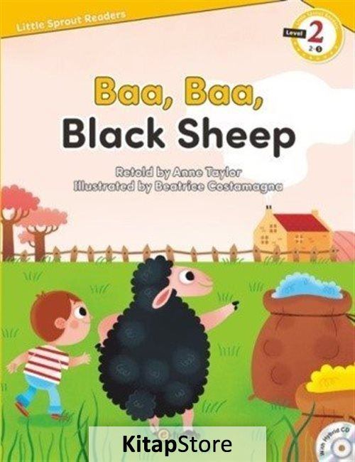 Baa, Baa, Black Sheep +Hybrid CD (LSR.2)