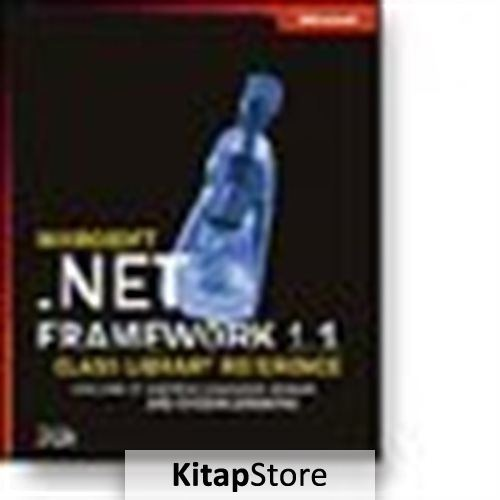 Microsoft® .NET Framework 1.1 Class Library Reference Volume 7: System.Windows.Forms, System.Drawing, and System.ComponentModel