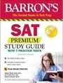 Barrons SAT Premium Study Guide With 7 Practice Tests Sharon Weiner Green Barrons