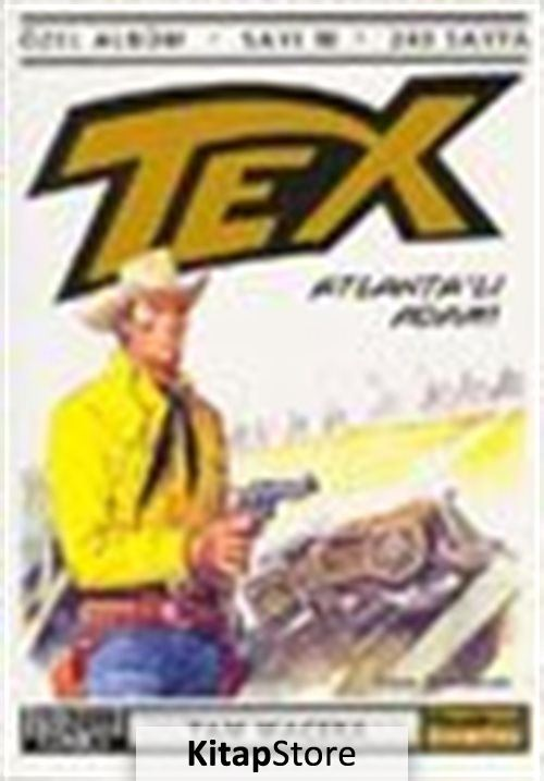 Tex - 10 / Atlanta'lı Adam