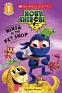 Ninja at the Pet Shop (Moby Shinobi Level 1)