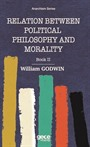 Relation Between Political Philosophy And Moralty Book II