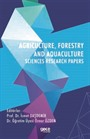 Agriculture, Forestry And Aquaculture Sciences Research Papers