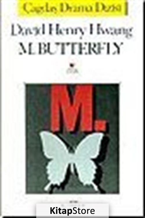 an analysis of the main characters in m butterfly by david henry hwang